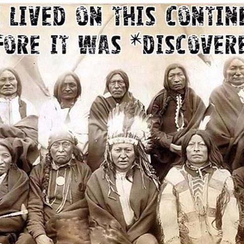 Image result for native americans discovered america